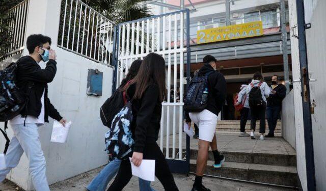 Self test: Tι έδειξαν τα πρώτα αποτελέσματα στους μαθητές δημοτικών και γυμνασίων